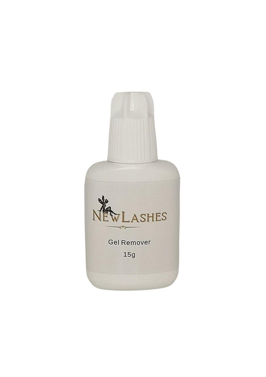 NewLashes Gel Remover, zselés oldószer 15ml